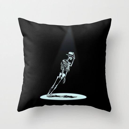 Anti -Gravity  Throw Pillow