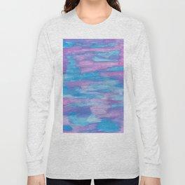 Oceans and Sky Long Sleeve T-shirt