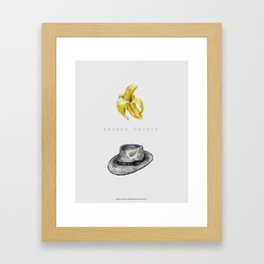 Banana Havana Framed Art Print