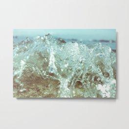 Big Splash 04 Metal Print