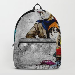 dragon ball drill team Backpack