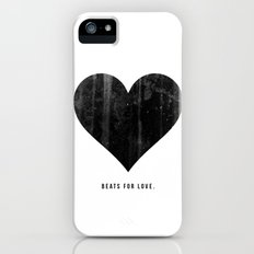 Beats for Love. iPhone (5, 5s) Slim Case