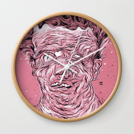 Vessel of Man Wall Clock