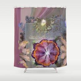 Stickball Au Naturel Flower  ID:16165-150329-07211 Shower Curtain