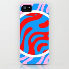 Marbling iPhone SE Slim Case
