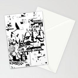 MUMBLE MUMBLE #2 Stationery Cards