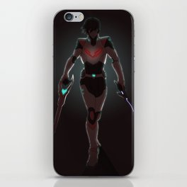 Of Two Worlds iPhone Skin