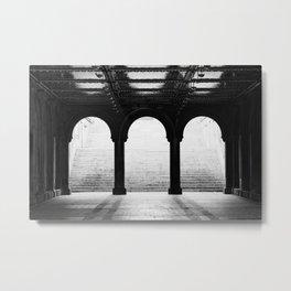 NYC Noir Metal Print