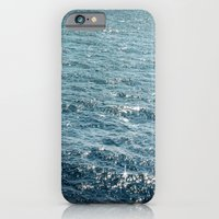 The Sparkle of the Sea iPhone 6s Slim Case