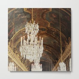 The Wonder Of Versailles Metal Print