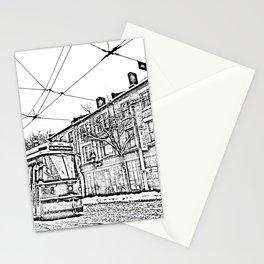 ttc toronto PHOTOCOPY Stationery Cards