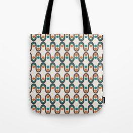 Steve Dots Laranis Tote Bag