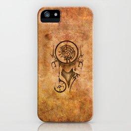 Zodiac:  Virgo iPhone Case