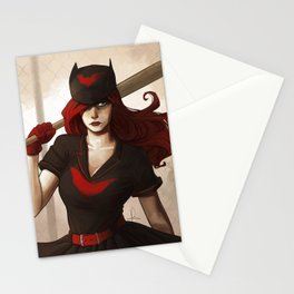 Home run - Batwoman  Stationery Cards