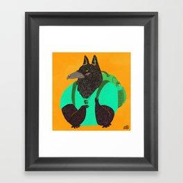 Solivagant Framed Art Print
