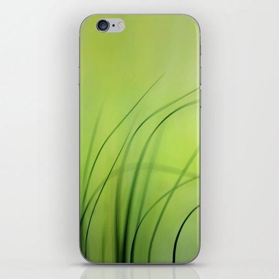 Sway  (Grass) iPhone & iPod Skin
