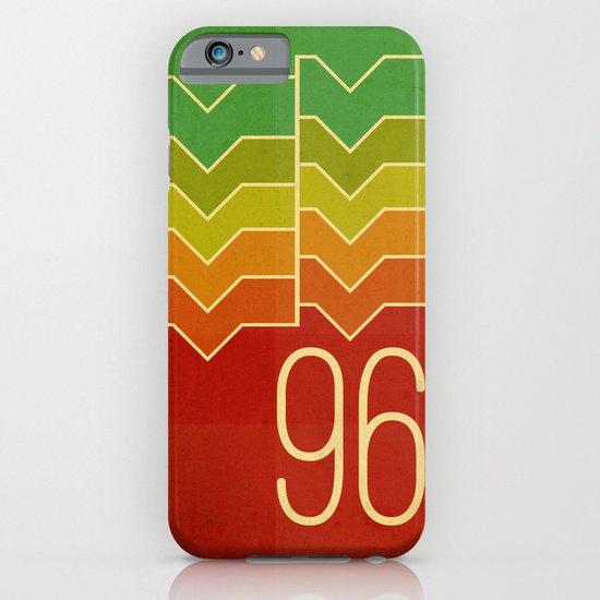 Nineteen ninety six iPhone & iPod Case