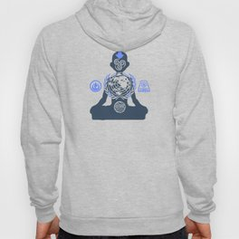 United Nations of the Earth Kingdom Hoody