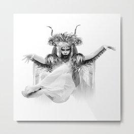 Mother Metal Print