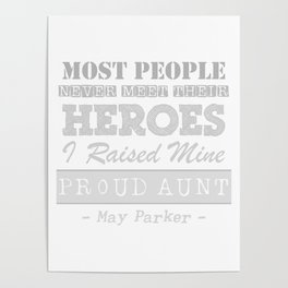 Proud May Poster