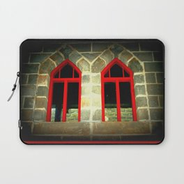Medieval Windows Laptop Sleeve
