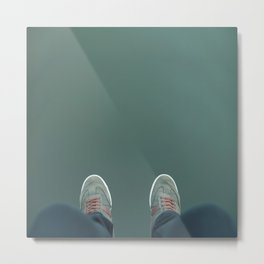 The green abyss Metal Print