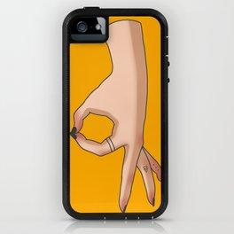 Gotcha bitch iPhone Case
