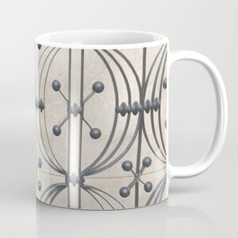 Metal gate Coffee Mug