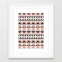southwest Framed Art Prints featuring southwest by kociara