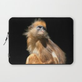 Banded Leaf Monkey Howletts Laptop Sleeve