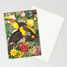 Toucans 2 Stationery Cards