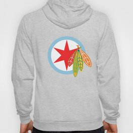 City of the Four Feathers Hoody