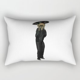 El Grito Rectangular Pillow