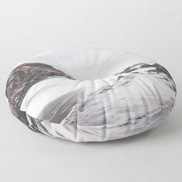 Keyhole Rock California Floor Pillow