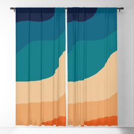 Vintage abstract backgrounds.  Blackout Curtain