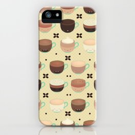 Coffee Love iPhone Case