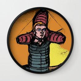 god emperor of dune Wall Clock