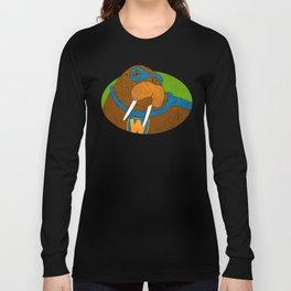 Walrus Long Sleeve T-shirt
