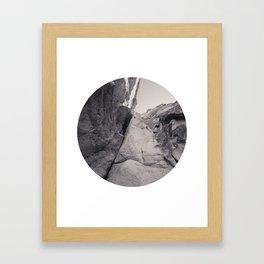 Bandelier, New Mexico 2013 Framed Art Print