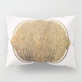 Gold Squircle Pillow Sham