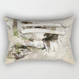 Fallingwater Rectangular Pillow