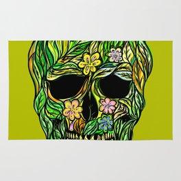 Skull Nature Rug
