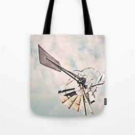 """""""Windmill Ruin"""" by Murray Bolesta Tote Bag"""