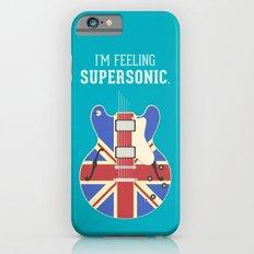 Supersonic Slim Case iPhone 6s