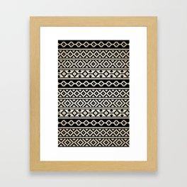 Deco Pampa Framed Art Print