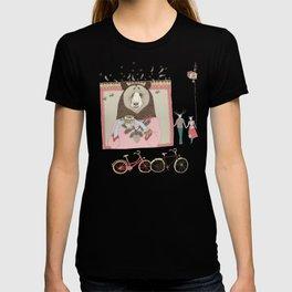 Bear's Cup of Tea T-shirt