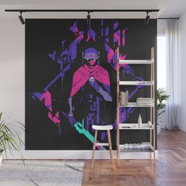 Soul of Determination Wall Mural