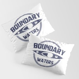 Boundary Waters Pillow Sham
