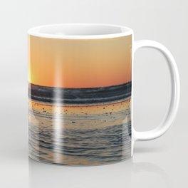 Sunset beach Coffee Mug