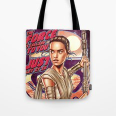 The Force Is Calling To You Tote Bag